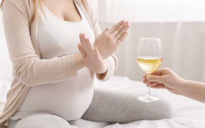 Causes of fetal alcohol syndrome